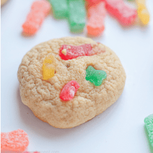 Sour Patch Kids Cookies