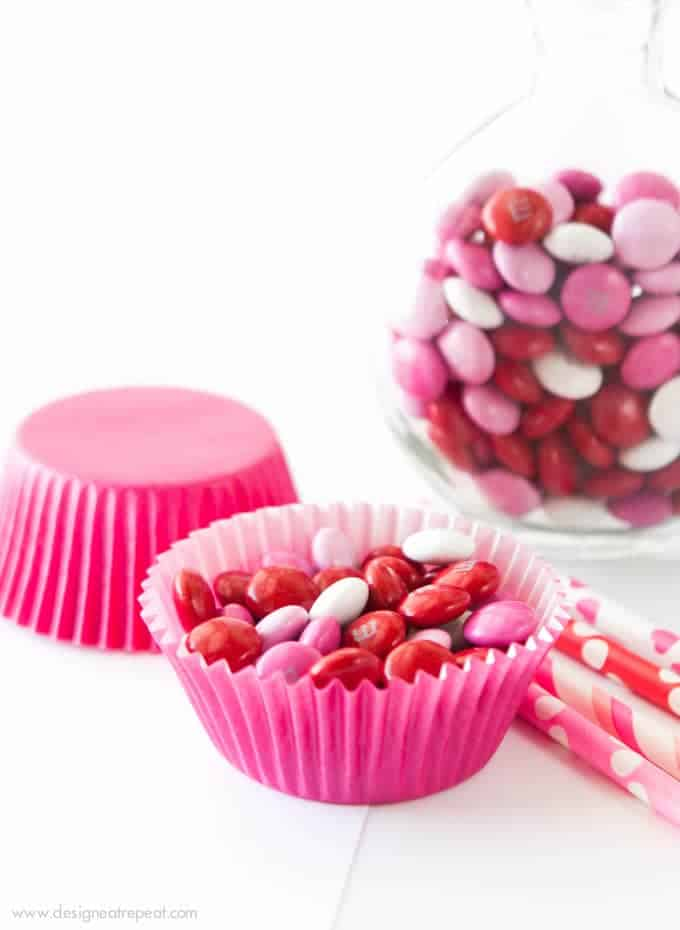 Throw a festive party with these festive Valentines Day ideas! So much fun!