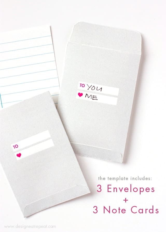Valentine's Day Free Printable Cards!