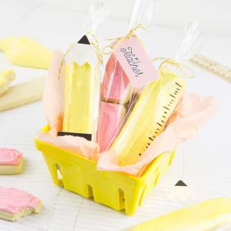 Easy Sugar Cookie Teacher Treats