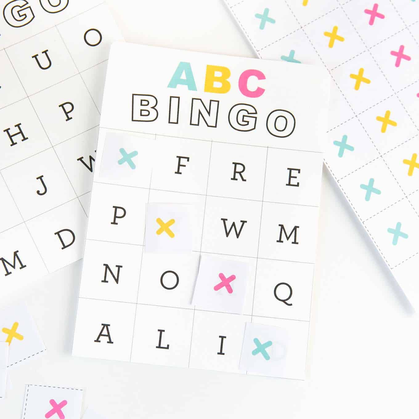 Printable Bingo Markers That Are Simplicity