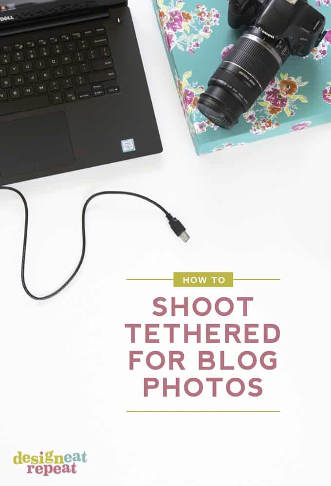 Learn how to tether your camera to Lightroom so that your photos appear directly on your computer screen while shooting!