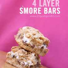 4 Layer S'more Bars