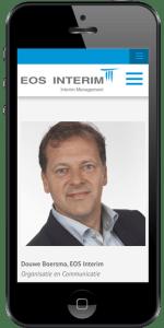 Iphone afbeelding EOS Interi