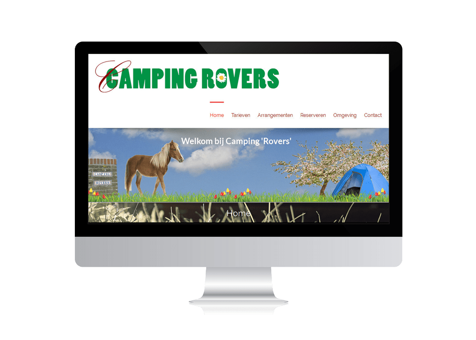 Imac afbeelding Camping Rovers
