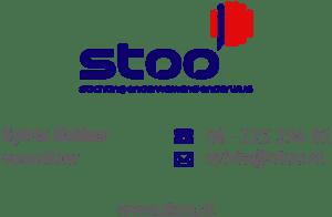 Voorkant Visitekaartje STOO