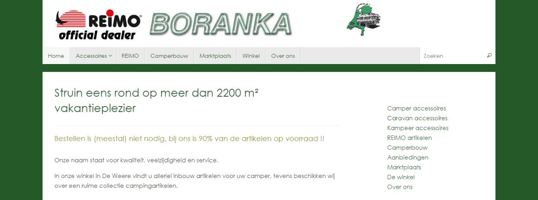 website boranka nieuw