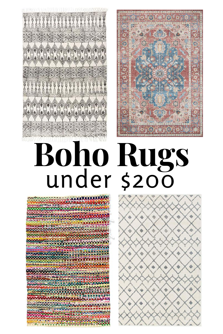 Boho Rugs Perfect For Your Airbnb Designed For Profit