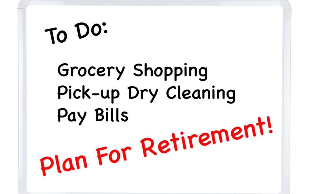 Opportunities After Retirement