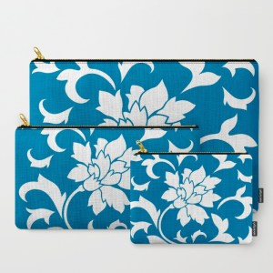 oriental-flower-snorkel-blue-carry-all-pouches