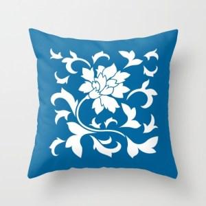 oriental-flower-snorkel-blue-pillows-1