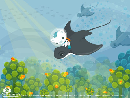 octonauts 50 cool free desktop wallpapers