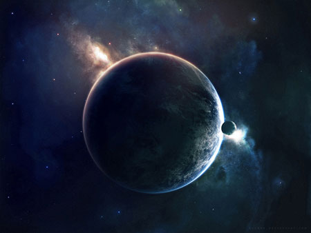 planets 50 cool free desktop wallpapers