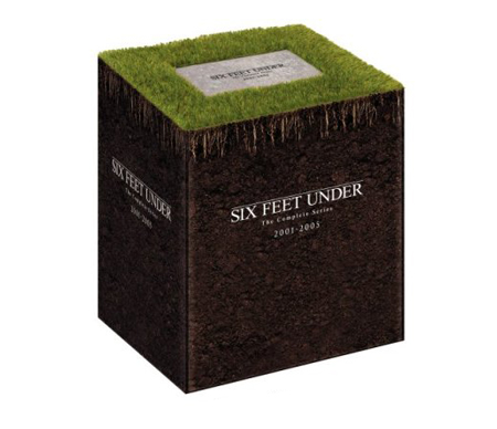 six feet under packaging