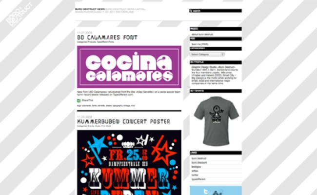 28 Great Typography Blogs Websites