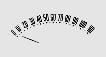 Chevrolet speedometer design evolution