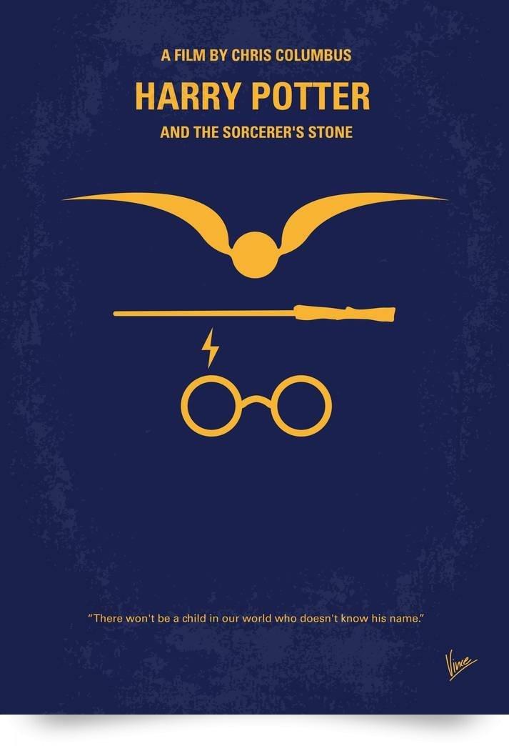 minimal movie posters by