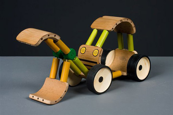 10 awesome designs made of bamboo