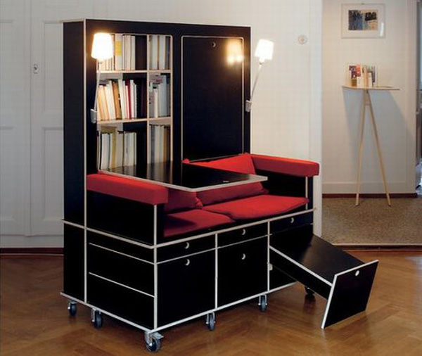 10 awesome multifunctional furniture that are perfect for