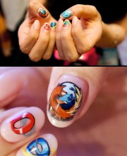 examples of amazing nail art
