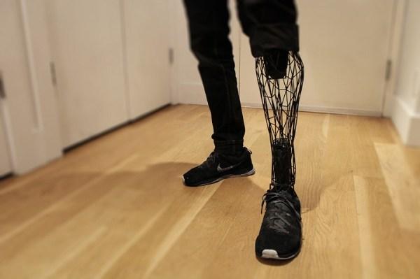 Impreso-3D prótesis