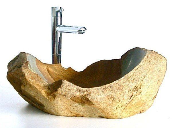 Piedra natural lavabo del baño