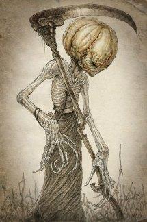 Creepy Art Of Kirill Semeonov