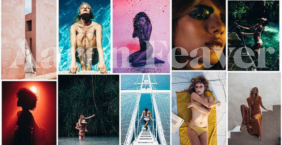 Tips for designing great photography portfolios