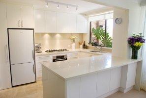 6 Contemporary Kitchen Designs For Small Spaces  Designer ...
