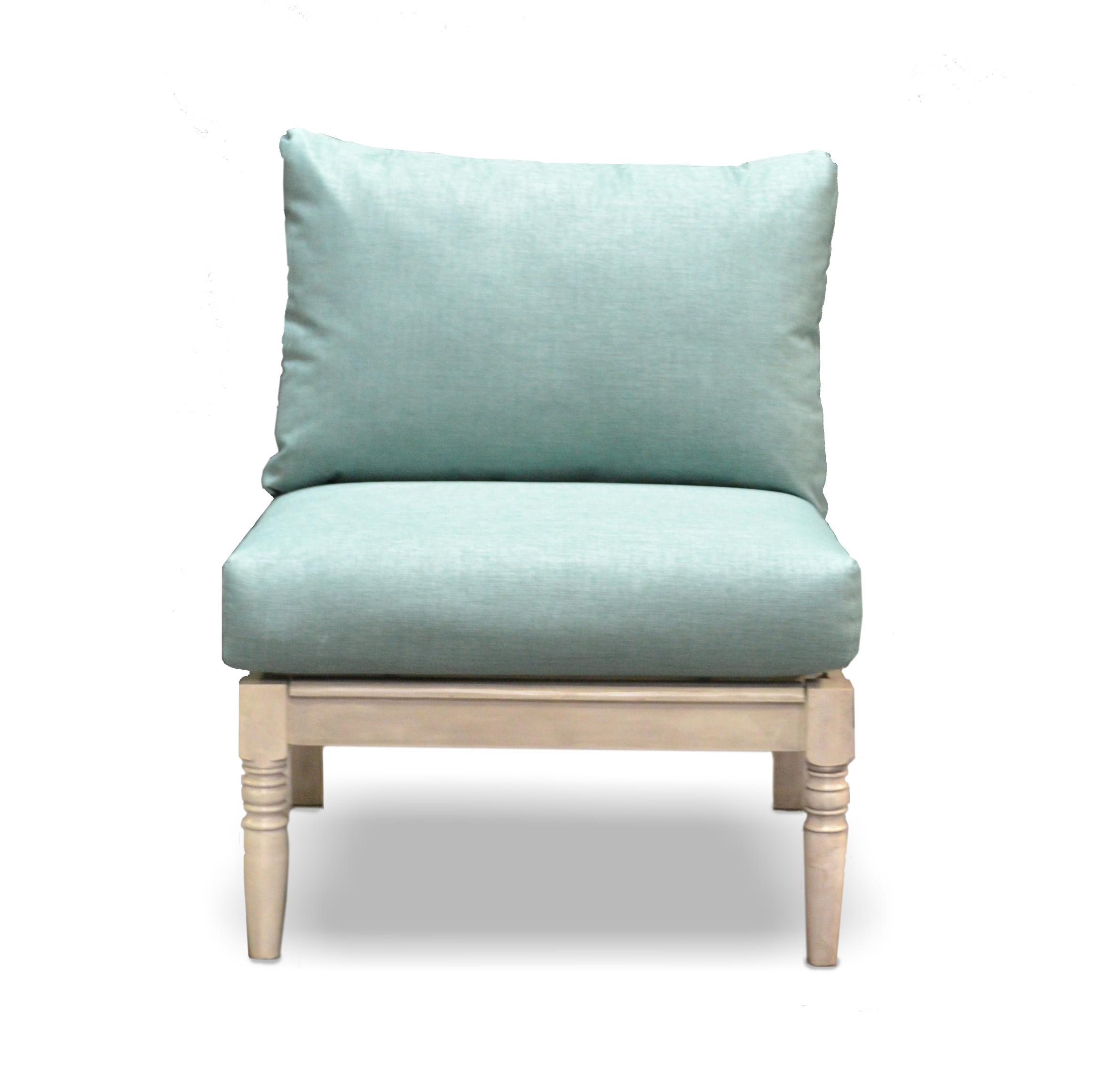 Designer8 Hamptons Armless Chair Designer8