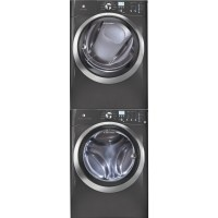 Electrolux EIFLS55QT Front Load Washer & EIMED55QT