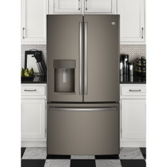 Slate Kitchen Appliance Package Crosley Islands Gfe28gmkes   Ge 36