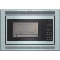 Bosch Kitchen Appliance Packages Distressed Island Mces | Thermador 1.5 Cu. Ft. Built In Microwave Oven ...