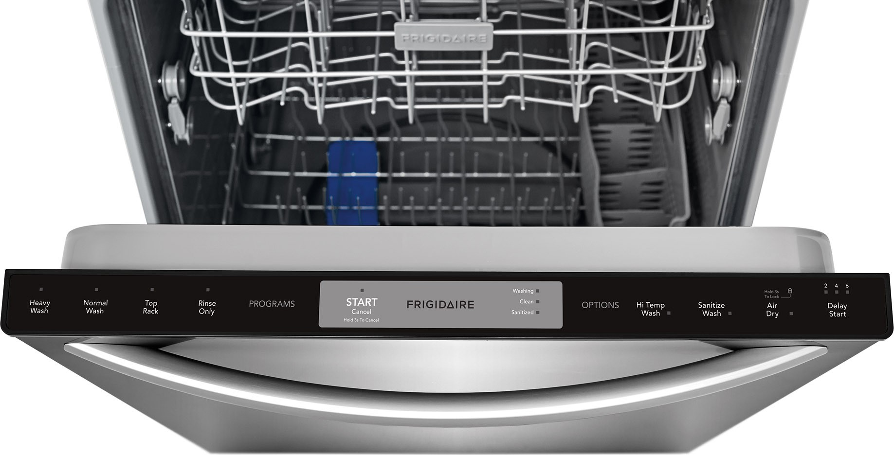 FFID2426TS Frigidaire 24 Dishwasher Heated Dry Energy Star Stainless Steel STORE PICK