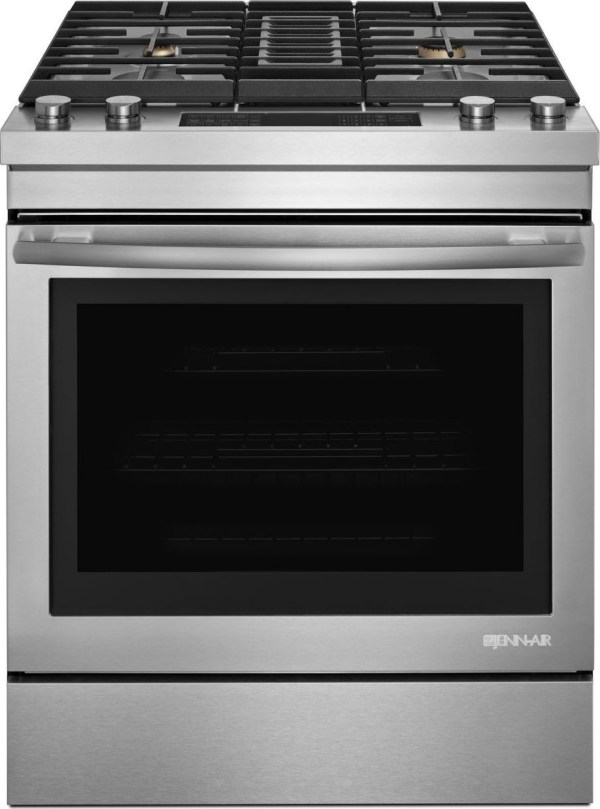 "Jds1750fs Jenn-air 30"" Slide-in Dual Fuel Downdraft"