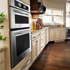 Kitchen Aid Ovens Cutting Board Countertop Kitchenaid Kehu309sss 30 Microwave Combination Wall Oven With 4 3 Main Feature