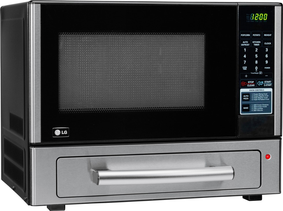 maytag kitchen appliances menards faucets lg lcsp1110st 1.1 cu. ft. combination countertop microwave ...