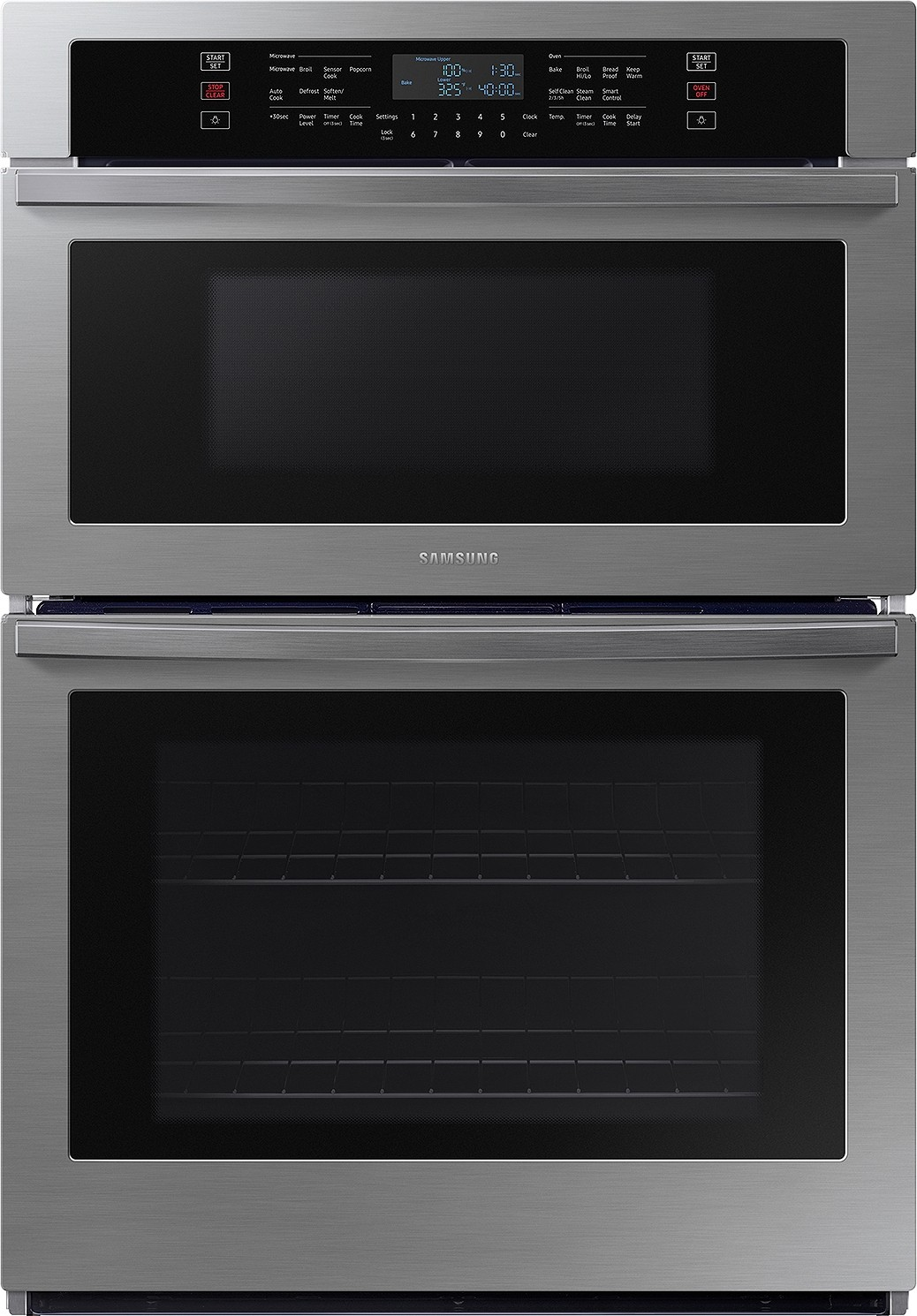 samsung nq70t5511ds 30 wall oven microwave combination stainless steel