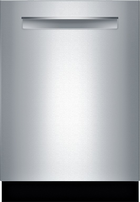 SHP865WD5N Bosch 500 DLX Dishwasher 44 DB 55 Cycles Flex 3rd Rack InfoLight Stainless Steel