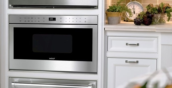 Wolf MD30PES 30 Microwave Drawer E Series Professional