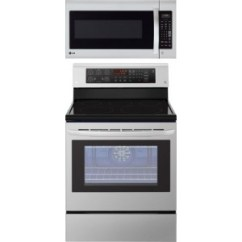 Lg Kitchen Appliance Packages Floor Marble