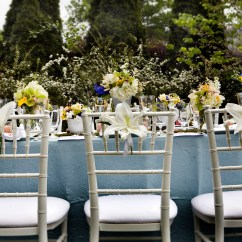 Chair Cover Rental London Monarch Double X Back Dining Chairs Chiavari Hire