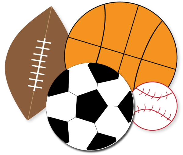 free sports clipart parties