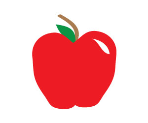 free apple clipart and printables
