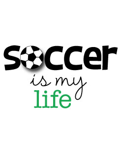 Soccer Ball Clipart to use for team parties, sporting