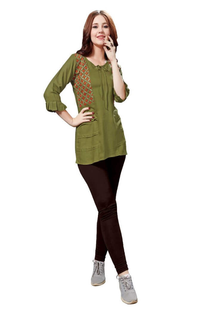 Tunic tops for women-in01a