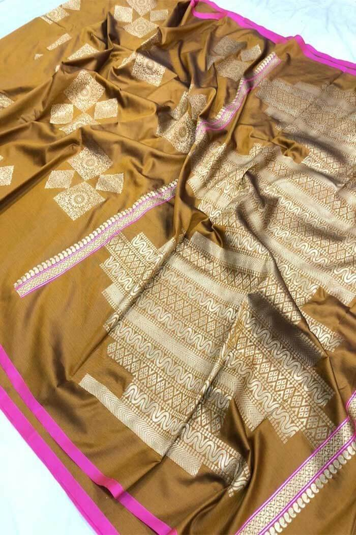 Fantastic Soft Silk Sarees