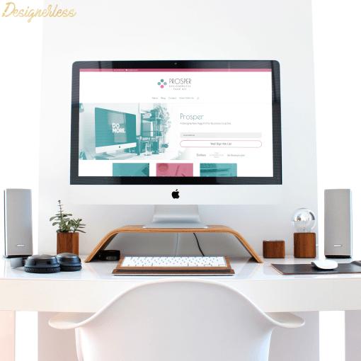 Designerless Page Kit - Prosper