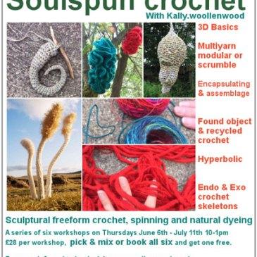 Soulspun Crochet
