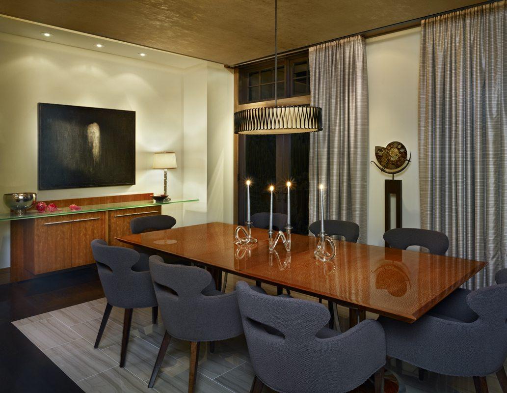 greg, Greg Comstock, comstock design, cherry creek, mid century dining room